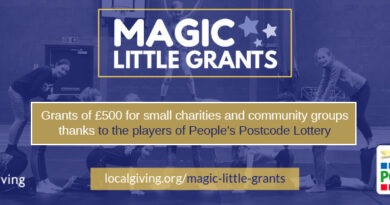 Magic Little Grant for a Bee Bank